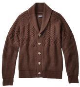 Logan Hill Mllar Cable-Knit Cardigan