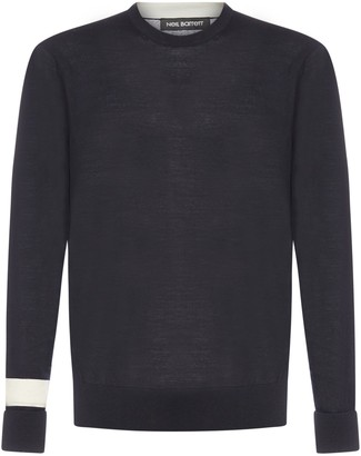 Neil Barrett Crewneck Knitted Jumper