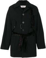 Damir Doma Wool Blend Coat