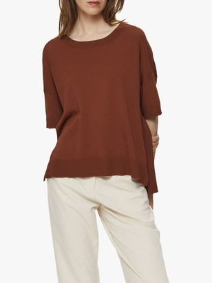 Selected Wille Jumper, Smoked Paprika