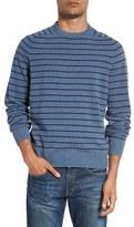 Vineyard Vines 'Nautical Stripe' Crewneck Wool & Cashmere Sweater