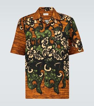 Dries Van Noten Floral printed shirt