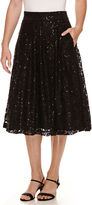 Ronni Nicole Full Lace Party Skirt