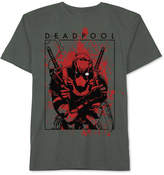 JEM Men's Deadpool T-Shirt