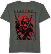 JEM Men's Deadpool T-Shirt