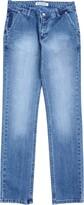 Bikkembergs Denim pants - Item 42601831