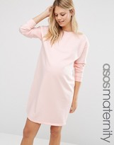 Asos Oversized Sweat Dress