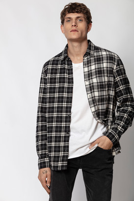 Zadig & Voltaire Stanael Check Shirt