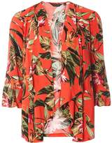 Dorothy Perkins Orange Tropical Cover Up
