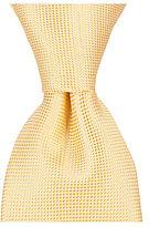 "Class Club Gold Label 50"" Solid Silk Tie"