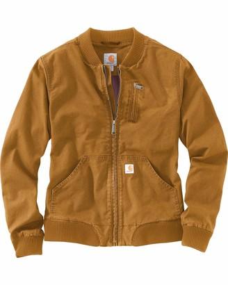 Carhartt Women's Crawford Bomber Jacket