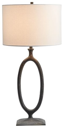 Pottery Barn Easton Forged-Iron Table Lamp