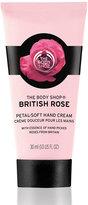 British Rose Petal Soft Mini Hand Cream