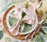 Pottery Barn Willow Charger- Natural