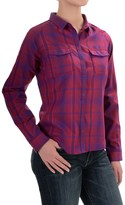 Woolrich Getaway Shirt - Snap Front, Long Sleeve (For Women)