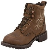 Justin Boots Justin Work Boots Womens Gypsy Steel Toe Western WKL985
