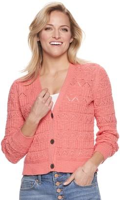 Sonoma Goods For Life Women's V-Neck Cardigan