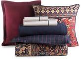 """Lauren Ralph Lauren Home """"Poets' Society"""" Stripe King Pillowcases"""