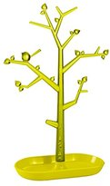 "Koziol PI:P]"" Trinket Tree, Mustard Green With Transparent Olive Green, 12.8 x 27.6 x 43.8 cm"