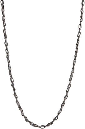Alexis Bittar Mesh Cable Link Strand Necklace