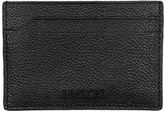 Lanvin Grained Leather Card Holder