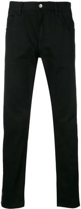 Dolce & Gabbana Side Logo Stripe Jeans