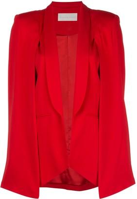 Mason by Michelle Mason cape-style blazer