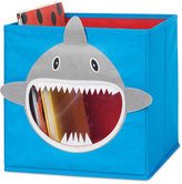 Whitmor Kids Shark Collapsible Cube