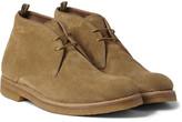 Officine Creative - Anatomia Suede Desert Boots