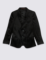 Marks and Spencer Velvet Jacket (3-14 Years)