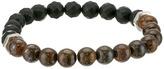 """Chan Luu 7 1/2"""" Stretch Bracelet with Semi Precious Stones"""