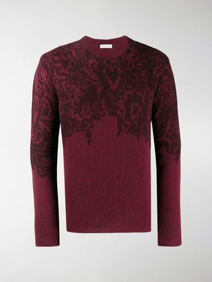 Etro Knitted Wool Jumper