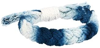 J.Crew Enza Bracelet (Raw Indigo) Bracelet