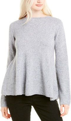 The Row Sabel Wool & Cashmere-Blend Top