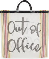 Las Bayadas Out of office tote
