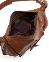 Kooba Leroy Shoulder Bag, Mocha