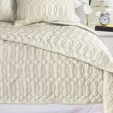 Barbara Barry Sublime Silk and Cotton Quilt - Full-Queen
