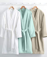 Hotel Collection Waffle Weave Robe, 100% Turkish Cotton, Created for Macy's Bedding