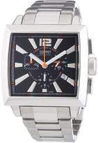 Esprit EL101031F05 - Men's Watch, Stainless Steel, SIlver Tone