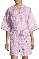 BedHead Painted Damask Robe