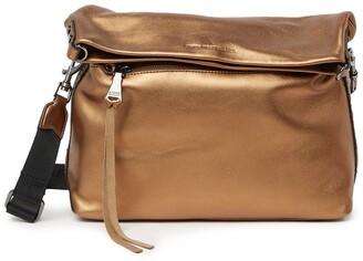 Aimee Kestenberg West 33rd Flap Suede Crossbody Bag