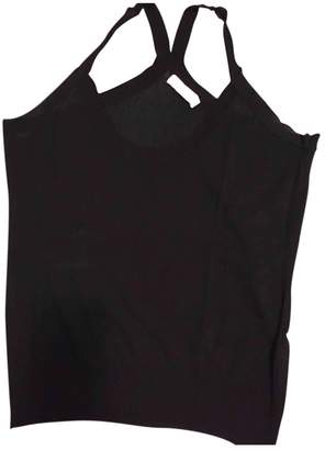 Alpha Industries Black Cotton Top for Women