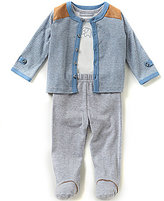 Wendy Bellissimo Baby Boys 3-9 Months 3-Piece Layette Set