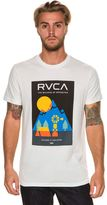 RVCA Nature Mill Ss Tee