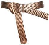 Very Knot Detail Waist Belt