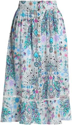 Matthew Williamson 3/4 length skirts