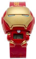 Lego Kid's Red Marvel Iron Man Watch 2020138