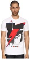 DSQUARED2 Chic Dan Fit Soft Print Lightening T-Shirt