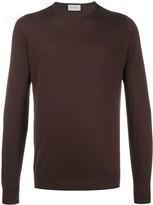 John Smedley slim-fit sweatshirt