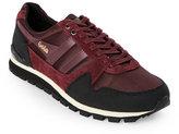 Gola Ridgerunner Burgundy & Black Sneaker